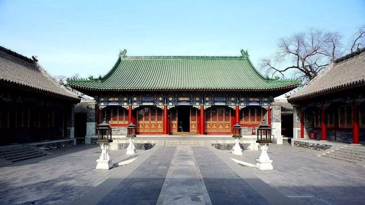 北京最贵的一处王府,是古清代规模最大的王府,曾是和珅的住宅