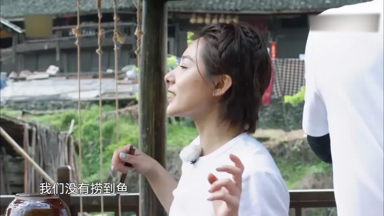 向往的生活:张子枫对木工感兴趣,遇到潘石屹后,两人瞬间成师徒