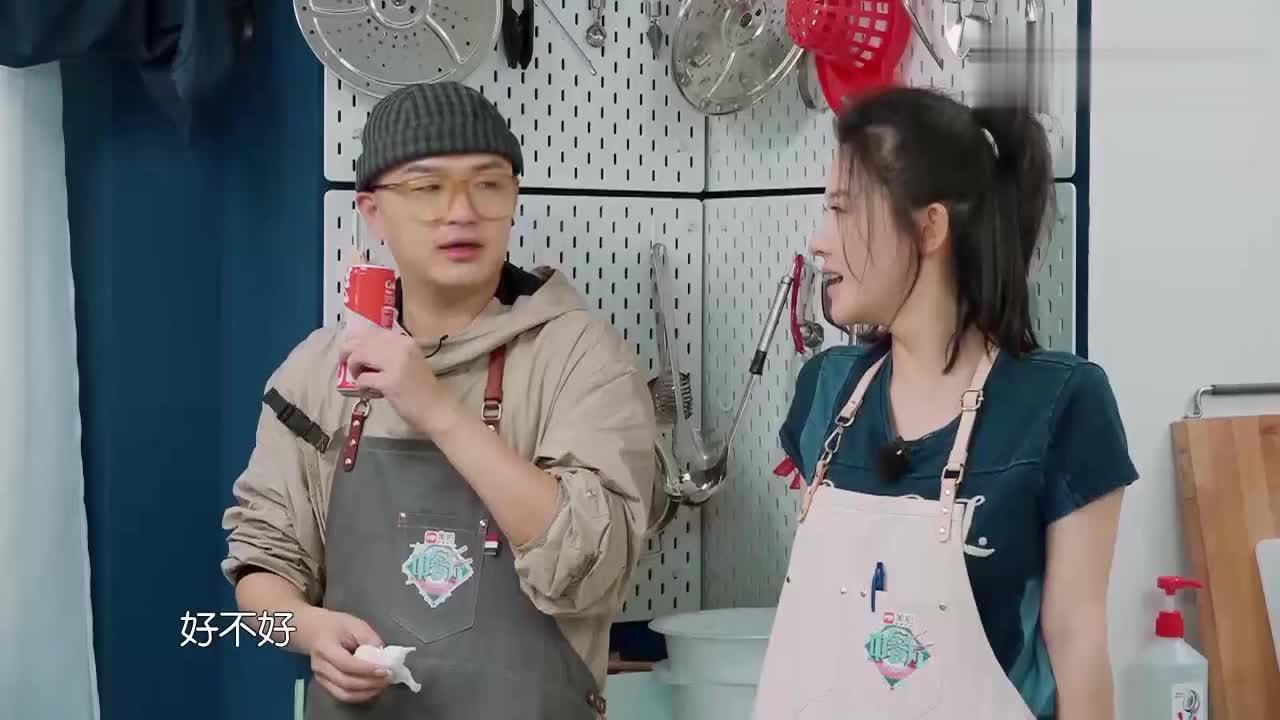 难说再见!《中餐厅2》合伙人齐唱《再见》送别杨子姗包贝尔!