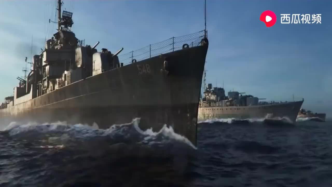 《灰猎犬号》:2020年度最佳战争片:大西洋海战的真实故事