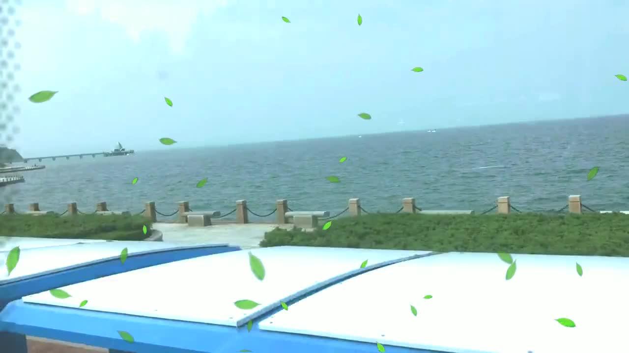 滨海路,烟台最美丽的海边公路