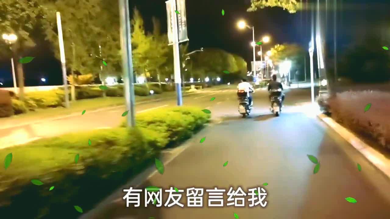 带你感受一下上海崇明岛点以后的夜晚,从城区到乡镇有哪些变化