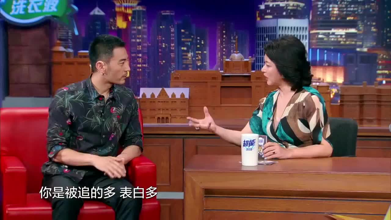 【金星秀】李光洁谈感情经历,与郝蕾婚姻是个坎