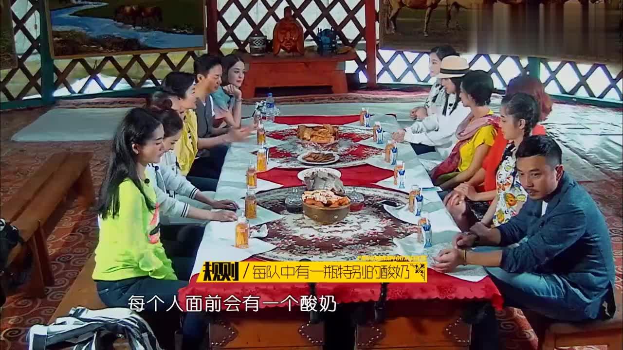 林青霞喝酸奶飚演技,朱茵忍不住笑了,谢娜:不愧是影后