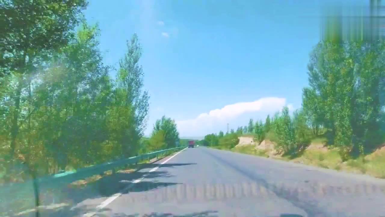 从保定出发去往乌兰察布,这一路也有很多风景