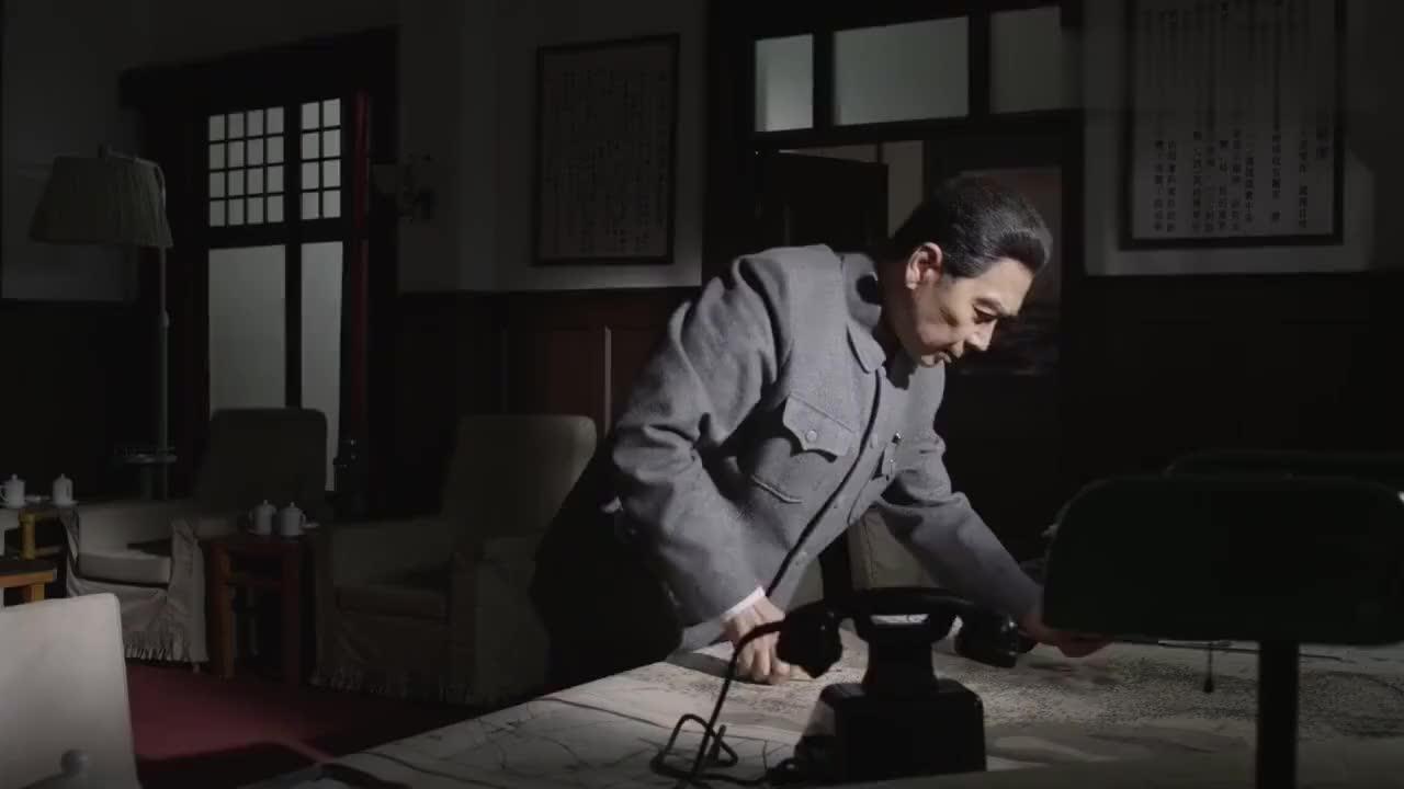 海棠依旧:为了保护领土安全,他向党中央请战,愿赴朝作战!