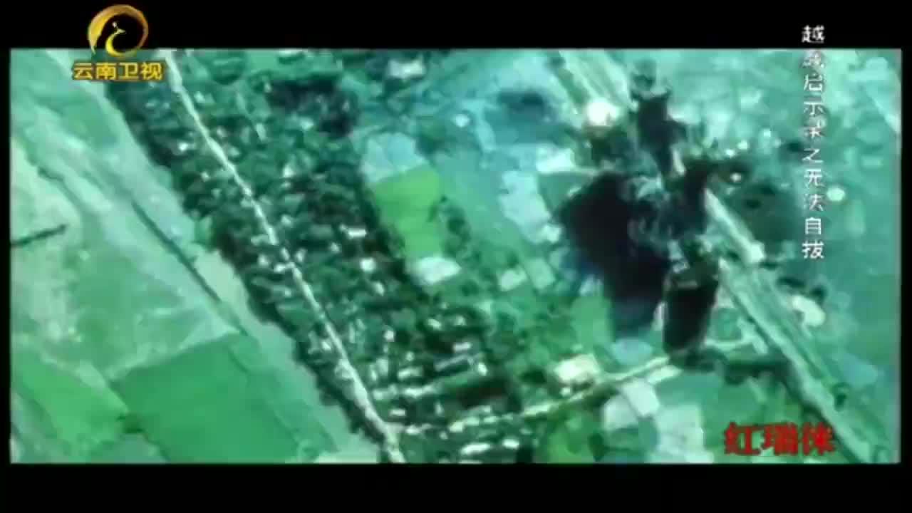 尼克松不顾一切地轰炸,北越拿出了手中的王牌,让美国乖乖停手!