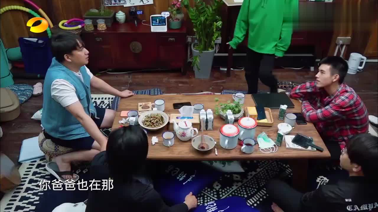 黄磊吐槽陈凯歌拍戏折磨自己,甚至全裸出镜,陈飞宇在旁超尴尬!