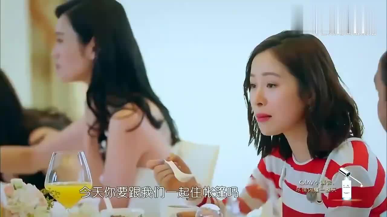 我们来了:神秘嘉宾出现,刘嘉玲惊呆了,谢娜表情绝了!