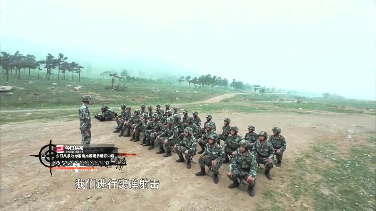 海涛袁弘体验坦克上,实弹高机枪射击,刘昊然一脸亢奋!