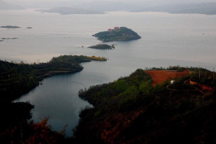 中国的马尔代夫位于河南,有山有水景色美,还是免费开放