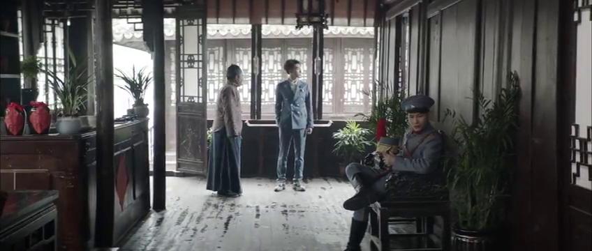 《水墨人生》刘绍坤来找娇娇,哪知亲眼目睹惨案,吓坏了他