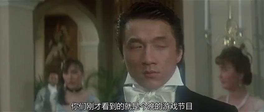 A计划续集:刘嘉玲像变魔术似的神秘消失,张曼玉快被吓坏了