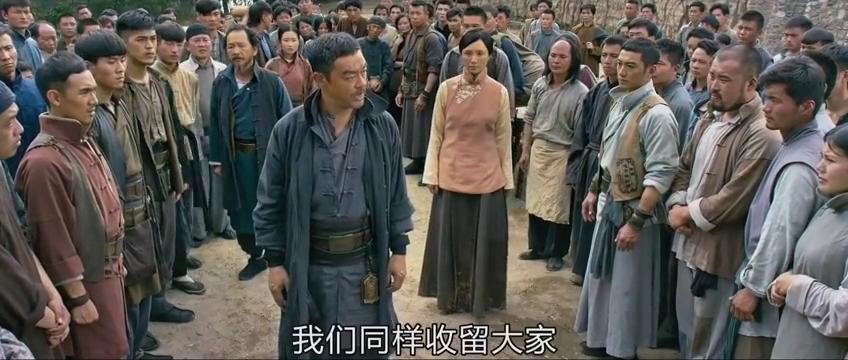 危城:曹军心狠手辣,面对小孩都不心慈手软,居然要赶尽杀绝