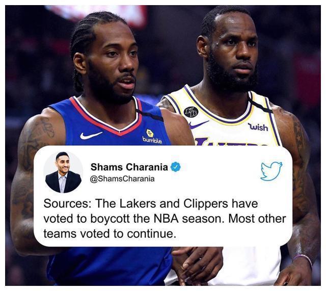 """雄鹿罢赛闹剧结束,威少波神赢得复出时间,火箭成最大赢家会上代表们将共同探讨关于复赛的下一步计划。""""这也就意味着,NBA季后赛将继续进行"""