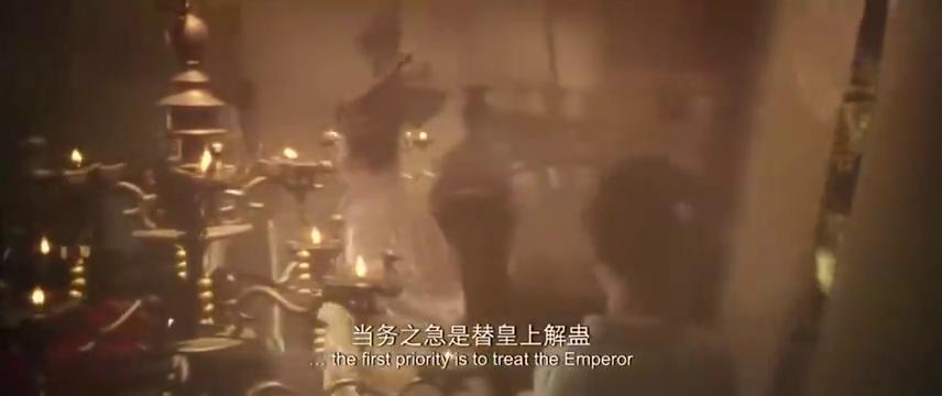 狄仁杰:刘嘉玲真是老戏骨,饰演武则天霸气十足,封狄仁杰大官!