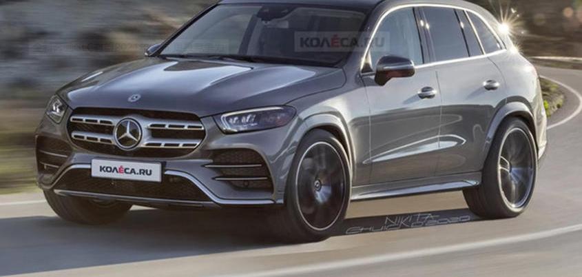 搭载最新MBUX系统 国产新一代奔驰GLC将在2022投产