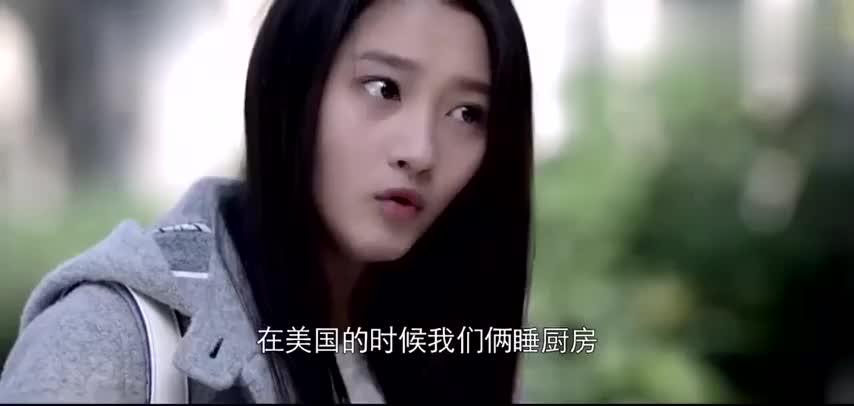 影视片段:姑娘找到亲妈当面对峙,句句扎心,真是太硬气了!