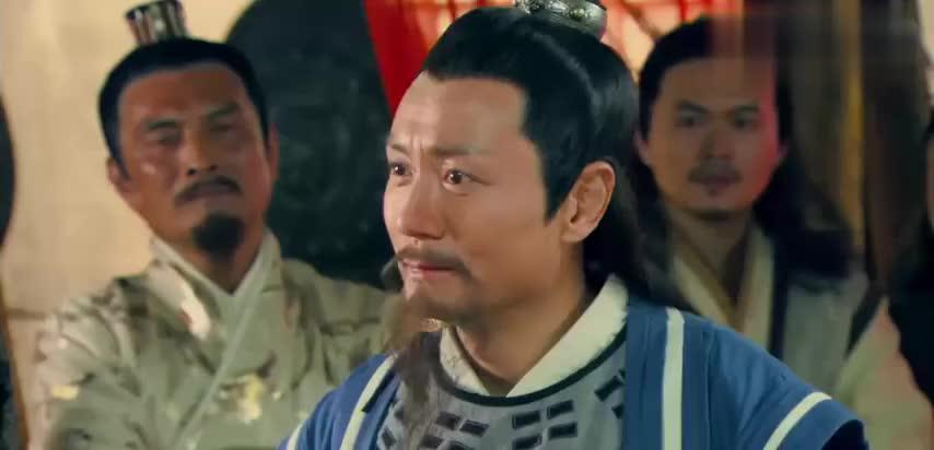 隋唐英雄:杨广召元霸救驾,反王瞬间慌神,这小子可天下无敌!