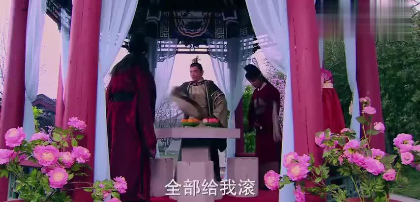 隋唐英雄:杨广对瓦岗实行怀柔政策,派兵部侍郎,去给咬金传圣旨