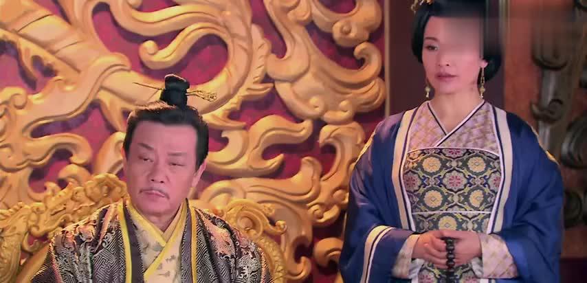 萧妃用连环计帮晋王府躲过一劫,向晋王解释祥瑞之兆,竟只是巧合