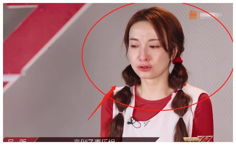 吴昕《浪姐》自责落泪,粉丝评论区喊话芒果台:哭了才给镜头
