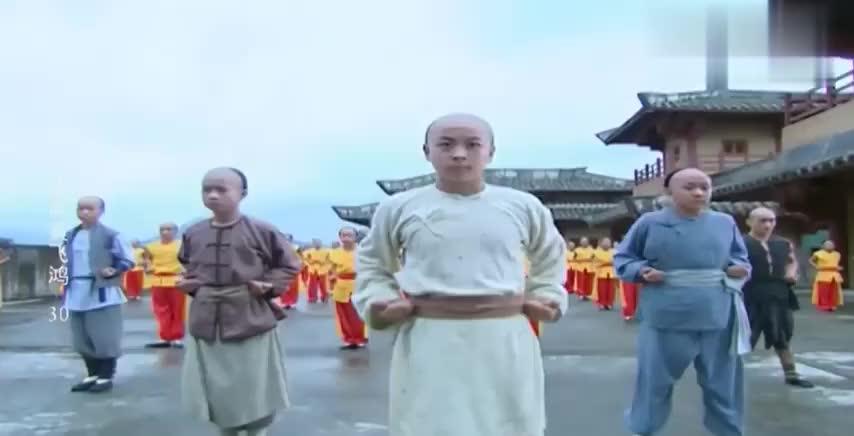 少年黄飞鸿:黄飞鸿教授武艺,黄麒英带十三姨热气球旅行