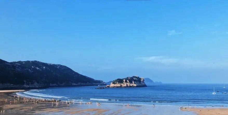 """小众美丽的岛屿,中国最美海岛,""""浙江的马尔代夫"""",平阳南麂岛"""
