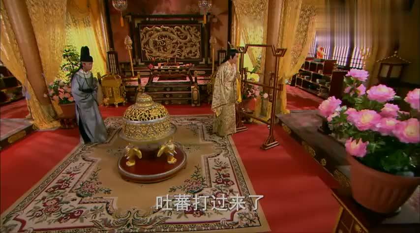 吐蕃军队离长安还远,雍王却唯恐天下不乱,竟谎称仅八百里之遥!