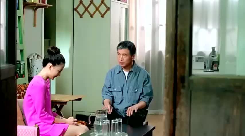 影视片段:姑娘终于得到了李父的认可,还说租房子或裸婚都可以