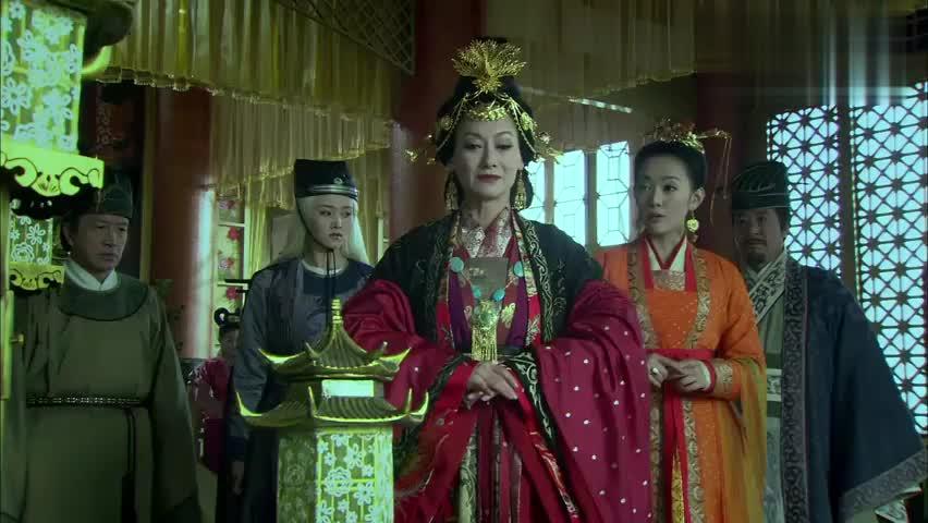 杜莞纳闷杜皇后为何要将潘忠夫妇赐死,没想到杜皇后心机如此颇深