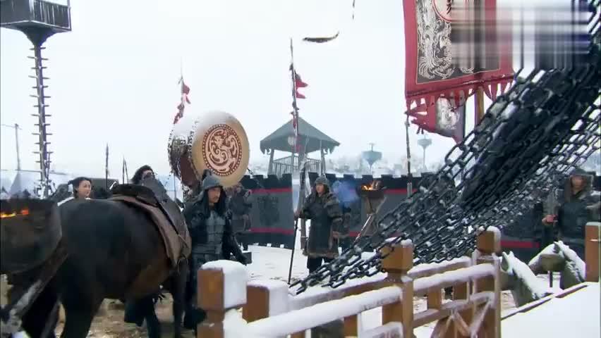 天龙八部:萧峰去见耶律洪基,怎料他竟是辽国的皇帝,顿时有点懵