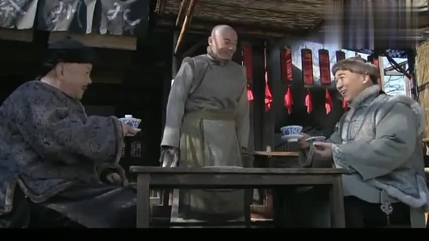 铁齿铜牙纪晓岚:听到荔枝要嫁给卖茶小贩,和珅气得直发抖