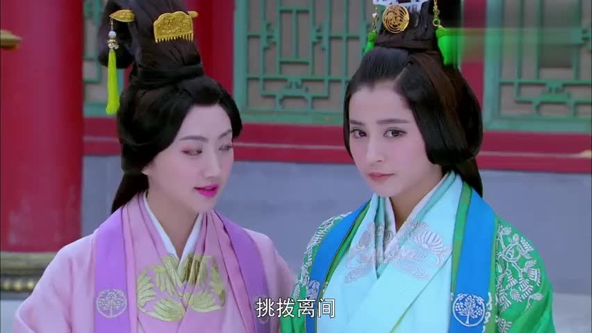 楼兰王女嘲讽大汉学堂,不料兰芝和班淑的一番话,王女顿时尴尬了