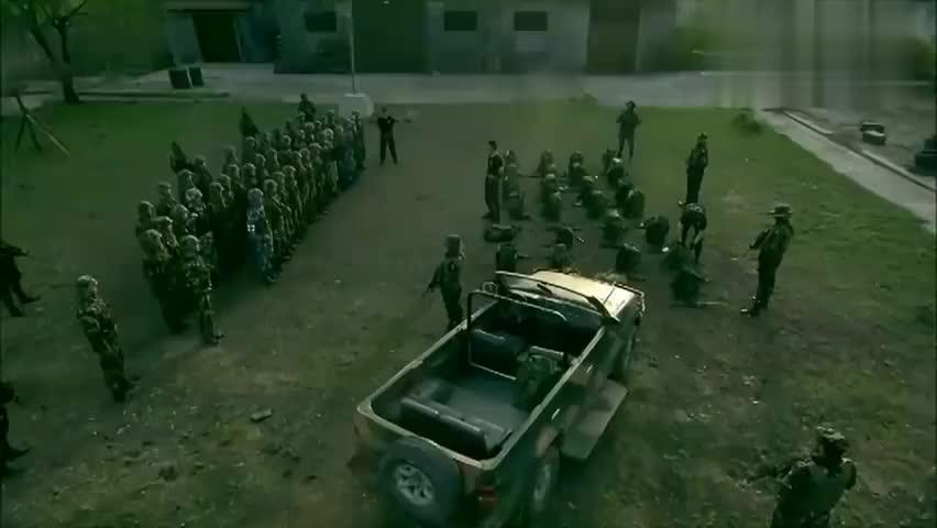 我是特种兵:中国陆军特种兵:来自地狱的勇士!魔鬼训练开始