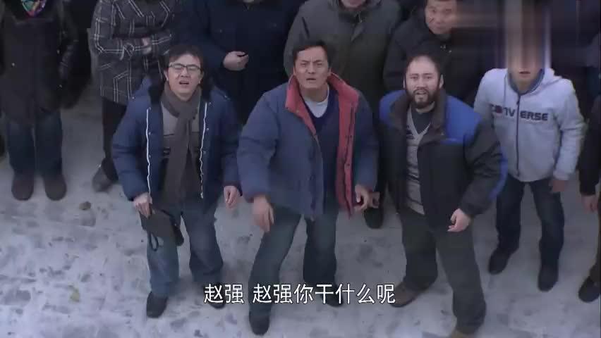永远一家人:赵强佯装要跳楼,之前被他骗的人还都来救他
