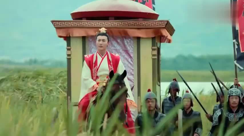 重耳传奇:大秦美女回宫,竟让重耳去送,不料妻子却怕他不回来