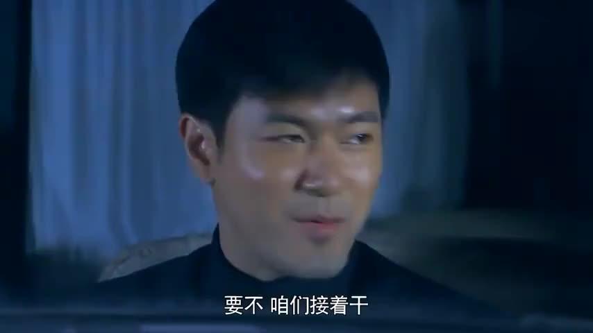 抗日剧:儿子是独苗,老爷子想让儿子继承家业,不料儿子只想参军