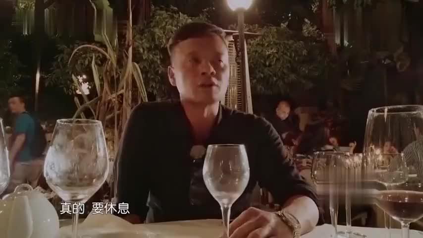 黄晓明说林大厨:不懂年轻人的思路和想法。杨紫小凯一旁笑不停