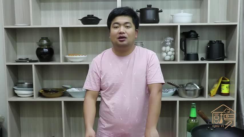 猪蹄不要炖汤了,教你做椒盐猪蹄,咸鲜酥脆,当夜宵啃太过瘾了