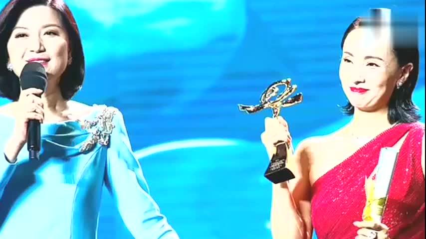 陶虹获白玉兰最佳女配角称沙溢是最好的前夫君为十二时辰得奖开心