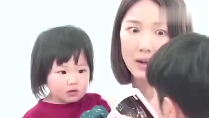 王祖蓝女儿多聪明?看到李亚男的B超照片后竟然知道是宝宝