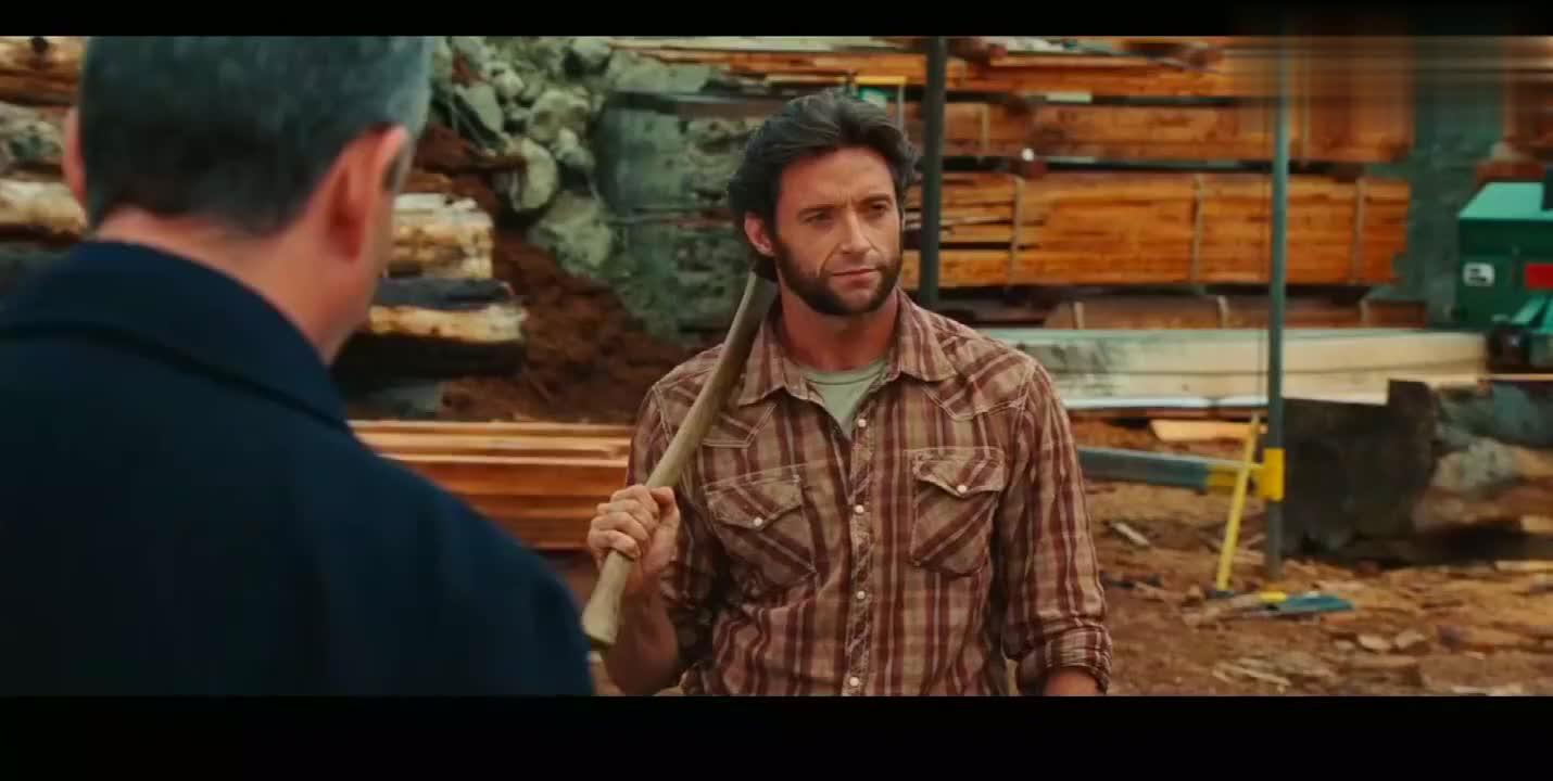 金刚狼:洛根甘心当伐木工,不想跟外界任何交集,奈何总有人招惹