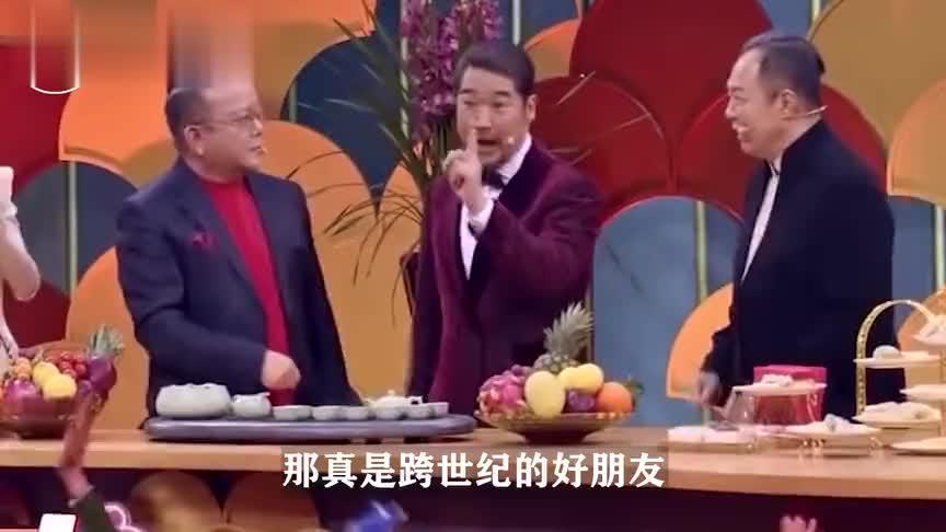 张铁林:入英国籍是为更好宣传中国文化,下一秒被王刚老师打脸