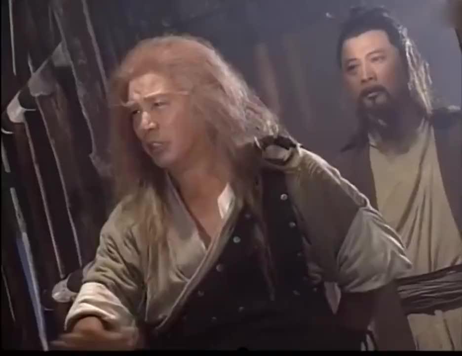 绝代双骄:狂狮被江枫救啦,为报救命恩人,帮助小鱼儿去复仇