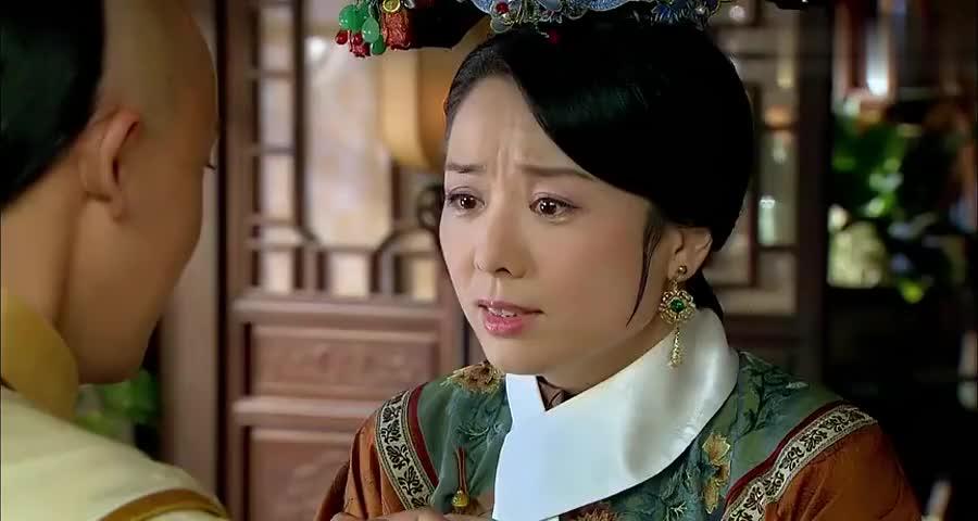 皇家永琪现场为亲儿子取名,皇额娘听完就惊了,这也真厉害了吧
