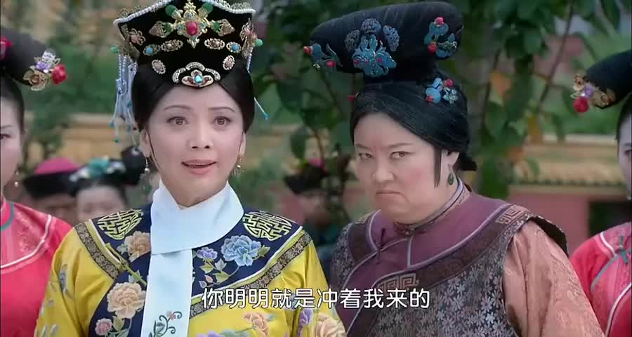 皇后说她想造反呐,人证物证都在还想抵赖,永琪班杰明帮小燕子