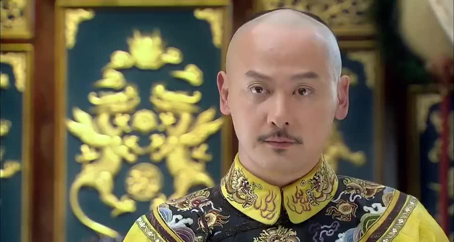 皇上命令尔康永琪他们,替他好好保护漱芳斋,保护好小燕子紫薇
