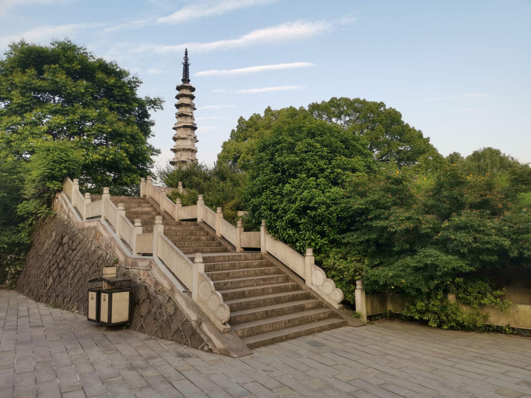 浙江被忽略的一处公园,是京杭大运河文化遗产的端点,不收门票