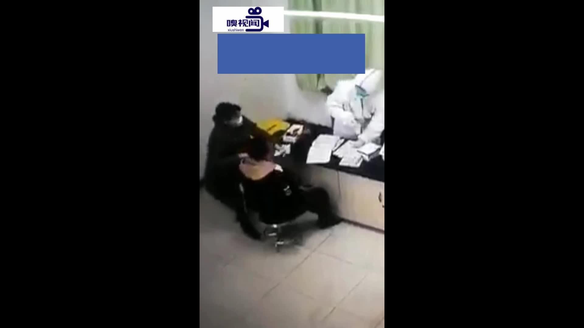 吉林:行拘7日!做核酸检测殴打护士,男子懊悔道歉